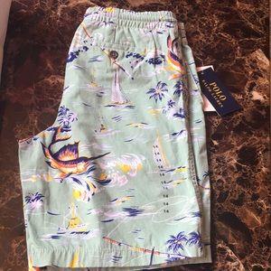 NWT Polo Ralph Lauren boys size 14 shorts